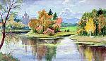 Осень под Пензой