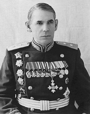Генерал-лейтенант Н.А. Гаген