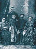 Жители села Кремёнки Распопины. Начало XX века.