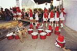 Барабанщицы и их барабаны