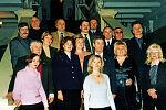 Участники и авторы проекта на вечере в Краеведческом музее
