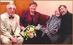 В. Фридман, Т. Коперлес, А. Баянова, И. Коперлес. Москва, 2006