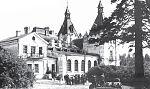 Дом Афанасьевых в Скугареевке. Фото 1950-х годов